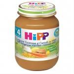 Hipp Vitel cu legume gustoase si cartofi, de la 4 luni, 125 gr