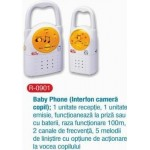Primii Pasi - Baby Phone (Interfon camera copil) R0901