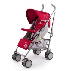 Kinderkraft - Carucior sport Buggy Prestige Dark Red