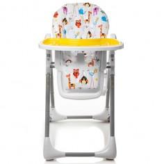 Kinderkraft - Scaun de masa Cosy Animals