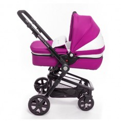 Kinderkraft - Carucior 3 in 1 Kraft 6 Purple