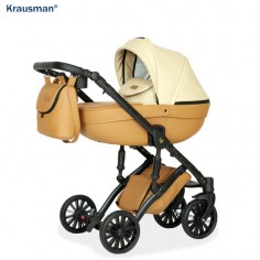 Krausman - Carucior 3 in 1 Mirage Swift Beige