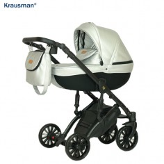 Krausman - Carucior 3 in 1 Mirage Swift Silver LIMITED EDITION