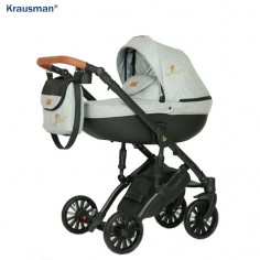 Krausman - Carucior 3 in 1 Mirage Swift Summer