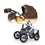 Krausman - Carucior 3 in 1 Contempo Brown