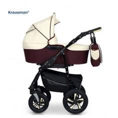 Krausman - Carucior Kraus Clasic Beige Purple