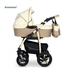 Krausman - Carucior Kraus Clasic Beige