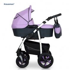 Krausman - Carucior Kraus Clasic Light Purple