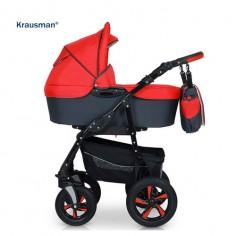 Krausman - Carucior Kraus Clasic Red