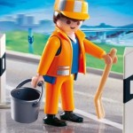 Playmobil - Life in the City: Muncitor