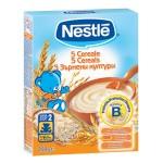 Nestle 5 Cereale, 250 gr