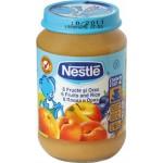 Nestle 6 fructe cu orez, peste 6 luni