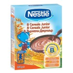 Nestle 8 Cereale Junior, 500 gr