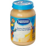 Nestle Banane, Pere si Iaurt, peste 6 luni
