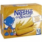 Nestle Biscuiti pentru sugari P'tit 32 buc., 180 g