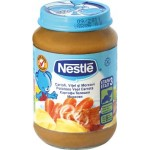 Nestle Cartofi, Vitel si Morcovi, peste 8 luni