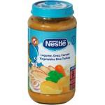 Nestle Legume, Orez si curcan, peste 12 luni