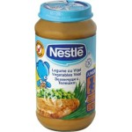 Nestle Legume si Vitel, peste 12 luni