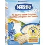 Nestle Mic dejun cu Cereale fara Gluten, 250 gr