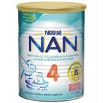 Nestle Nan 4 Lapte praf premium pentru copii mici, 400 gr