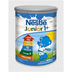 Nestle NAN Junior 1+ Formula de lapte de continuare - 800 g