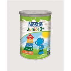 Nestle NAN Junior 3+ Formula de lapte de continuare, de la 3 ani - 400 g