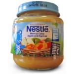 Nestle Piure Caise si mere, 130 gr, peste 4 luni