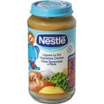 Nestle Pui cu legume, peste 12 luni