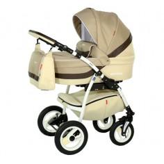 Babies - Carucior 3 in 1 Optima Beige