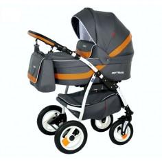 Babies - Carucior 3 in 1 Optima Grey