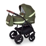 Babies - Carucior 3 in 1 Optima Olive