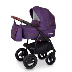 Babies - Carucior 3 in 1 Optima Purple