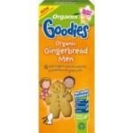 Organix Biscuiti Bio cu Ghimbir