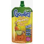 Organix Squeezy Piure Fructe Bio de Mango, pere si portocale