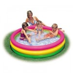 Intex - Piscina Sunset Glow 3 Inele