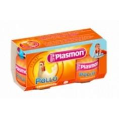 Plasmon omogenizat de pui 2x80gr, de la 4 luni
