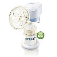 Philips Avent - Pompa electronica simpla pentru san 0% BPA