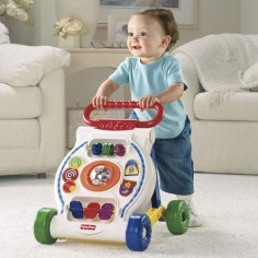 Fisher- Price - Premergator Briliant Basics Activity Walker