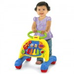 Fisher- Price - Premergator 2 in 1 Musical Walker