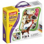 QUERCETTI - Mini Puzzle Animale