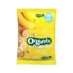 Rondele cu orez si banane Finger Foods 50g Organix