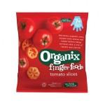 Felii de porumb expandat si rosii 7+ bio Finger Foods 20g Organix
