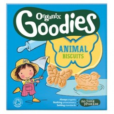 Biscuiti Goodies, Animale 100 g, de la 1 an