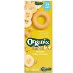 Biscuiti Organix Finger pentru Bebelusi, Banane, de la 7 luni