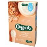 Cereale Organix Multicereale, 200g, de la 7 luni