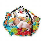 Bright Starts - Start Your Senses™ Salteluta interactiva Spots & Stripes
