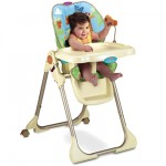 Fisher-Price - Scaun de masa Fisher-Price Rainforest Healthy Care