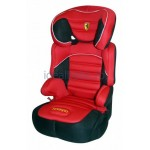 Kids im Sitz - Scaun auto Be Fix SP Ferrari