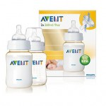 Philips Avent - Set 2 biberoane 260 ml 0% BPA