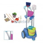 Coloma - Set curatenie 8 piese